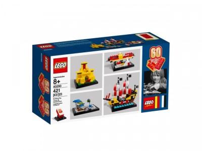 LEGO 40290 - Promotional 60 лет LEGO
