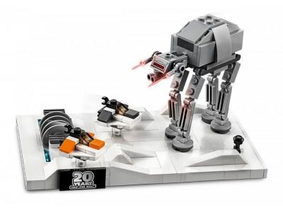 LEGO 40333 - Битва за Хот