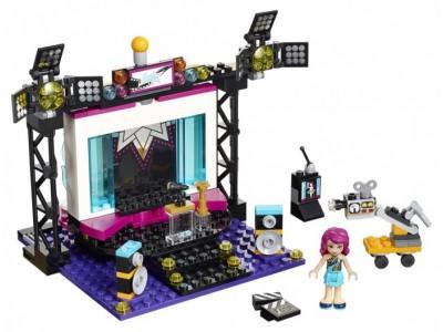 LEGO 41117 - Поп звезда: Телестудия