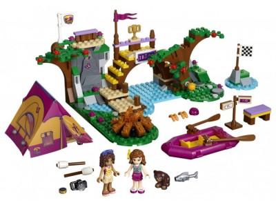 LEGO 41121 - Спортивный лагерь: сплав по реке