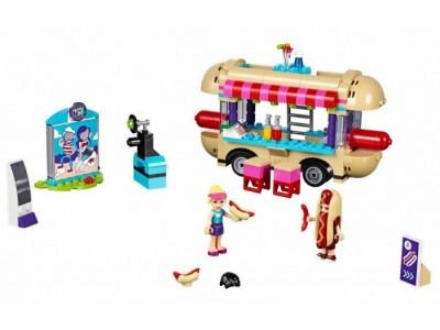 LEGO 41129 - Парк развлечений: вагончик с хот догами