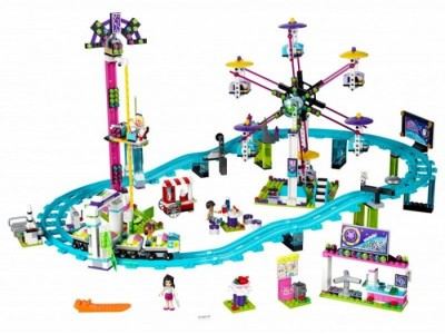 LEGO 41130 - Парк развлечений: американские горки