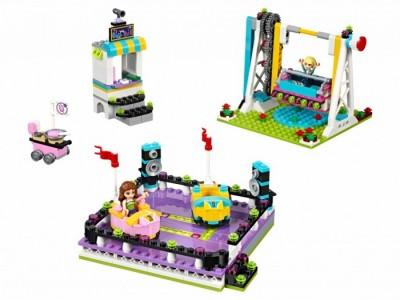 LEGO 41133 - Парк развлечений Автодром