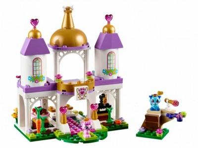 LEGO 41142 - Королевские питомцы: замок
