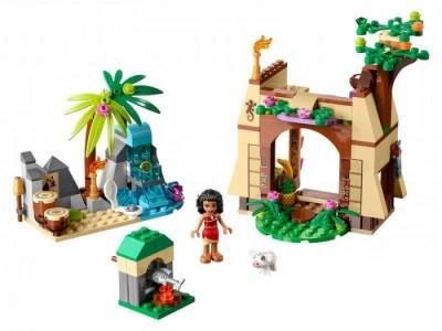 LEGO 41149 - Приключения Моаны на затерянном острове