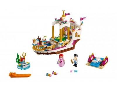 LEGO 41153 - Королевский корабль Ариэль