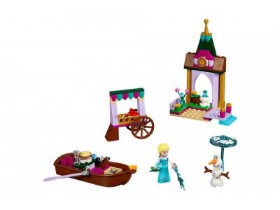 LEGO 41155 - Приключения Эльзы на рынке