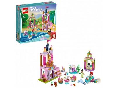 LEGO 41162 - Королевский праздник Ариэль, Авроры и Тианы