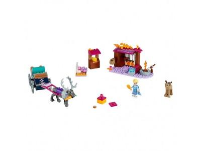 LEGO 41166 - Эльза и карета северных оленей