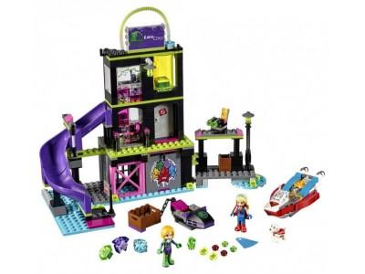 LEGO 41238 - фабрика криптонитов Лены Лютор