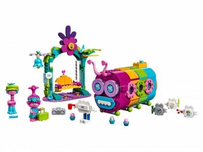 LEGO 41256 - Радужный автобус троллей