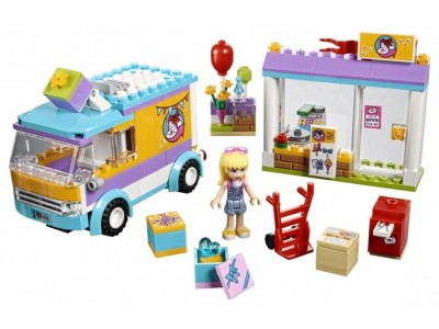LEGO 41310 - Служба доставки подарков