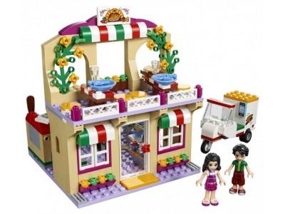 LEGO 41311 - Пиццерия Хартлейк сити