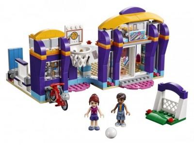 LEGO 41312 - Спортивный зал Хартлейк сити