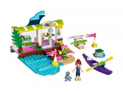 LEGO 41315 - Магазин для серфингистов Хартлейк сити