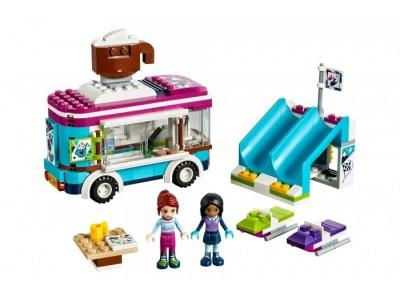 LEGO 41319 - Горнолыжный курорт: фургон с горячим шоколадом