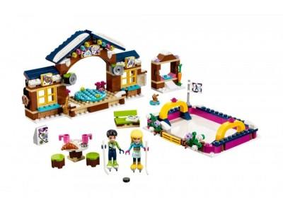 LEGO 41322 - Горнолыжный курорт: Каток