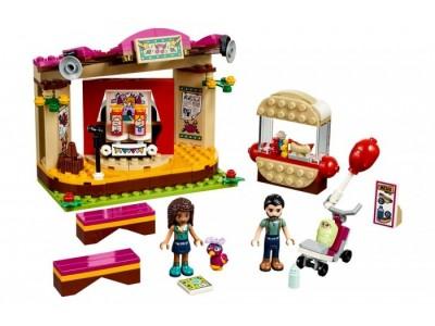 LEGO 41334 - Сцена Андреа в парке