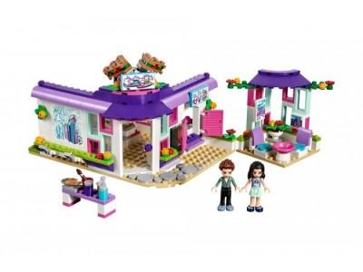 LEGO 41336 - Арт-кафе Эммы