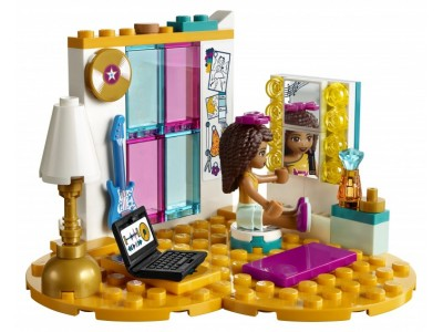 LEGO 41341 - Комната Андреа