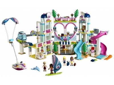 LEGO 41347 - Курорт Хартлейк-Сити
