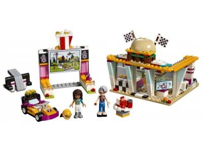 LEGO 41349 - Передвижной ресторан