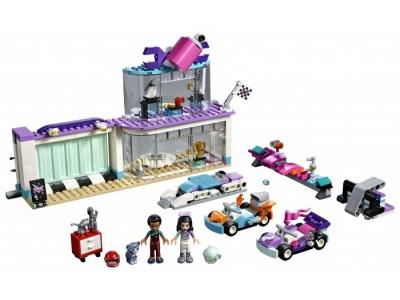 LEGO 41351 - Мастерская по тюнингу автомобилей
