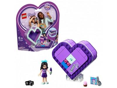 LEGO 41355 - Шкатулка сердечко Эммы