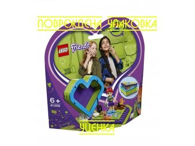 LEGO 41358001 - Шкатулка Сердечко Мии