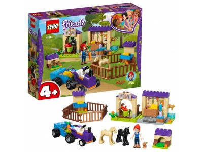 LEGO 41361 - Конюшня для жеребят Мии