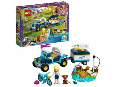 LEGO 41364 - Багги с прицепом Стефани