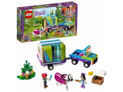 LEGO 41371 - Трейлер для лошадки Мии