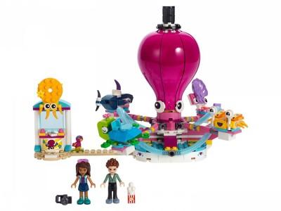 LEGO 41373 - Аттракцион «Весёлый осьминог»