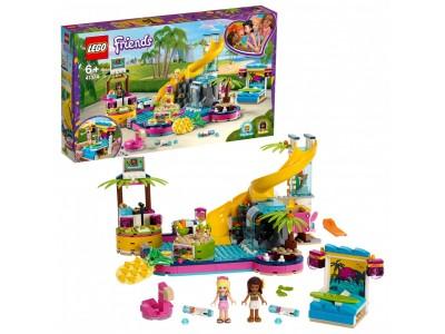 LEGO 41374 - Вечеринка Андреа у бассейна