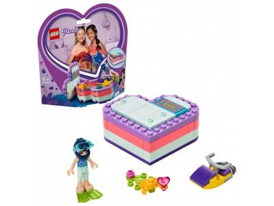 LEGO 41385 - Летняя шкатулка-сердечко для Эммы
