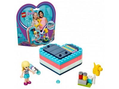 LEGO 41386 - Летняя шкатулка-сердечко для Стефани
