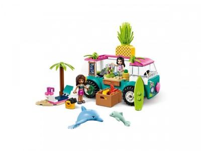 LEGO 41397 - Фургон-бар для приготовления сока
