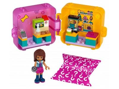 LEGO 41405 - Игровая шкатулка «Покупки Андреа»