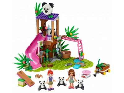 LEGO 41422 - Джунгли. Домик для панд на дереве