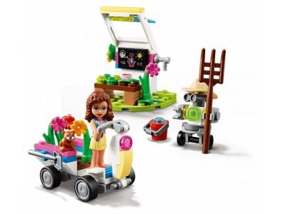 LEGO 41425 - Цветочный сад Оливии