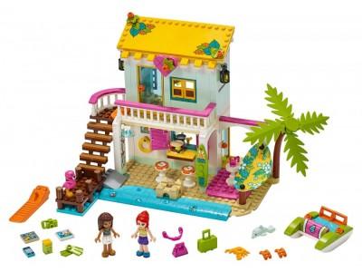 LEGO 41428 - Пляжный домик