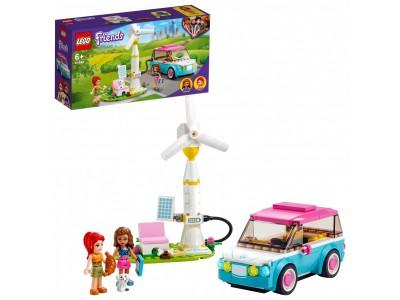 LEGO 41443 - Электромобиль Оливии