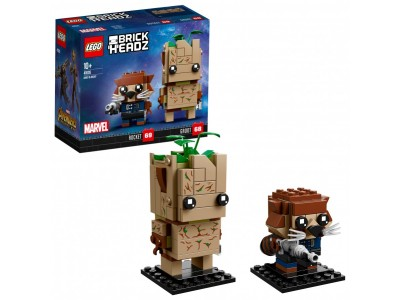 LEGO 41626 - Грут и ракета
