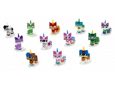 LEGO 41775 - Коллекционные фигурки Unikitty (серия 1)