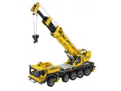 LEGO 42009 - Передвижной кран MK II