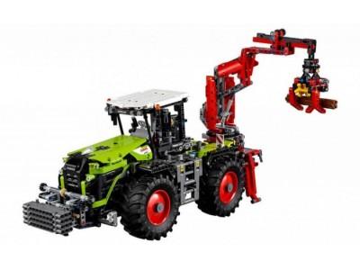 LEGO 42054 - Трактор Claas Xerion 5000