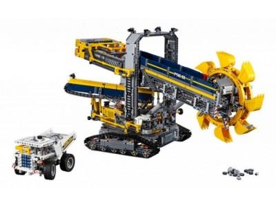 LEGO 42055 - Роторный экскаватор