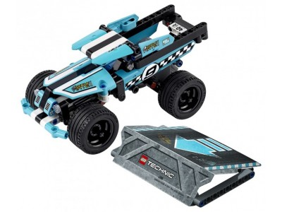 LEGO 42059 - Трюковой грузовик