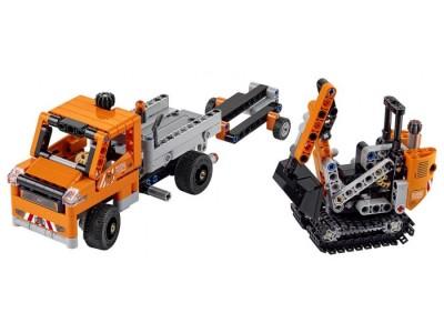 LEGO 42060 - Дорожная техника