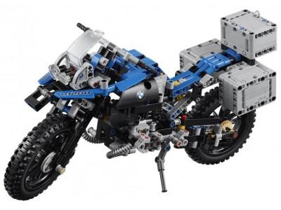 LEGO 42063 - Приключения на BMW R 1200 GS